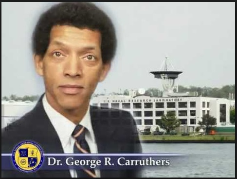 Dr. George Carruthers_